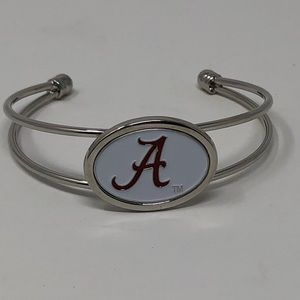 Jewelry - 🆕University of Alabama Cuff Bracelet